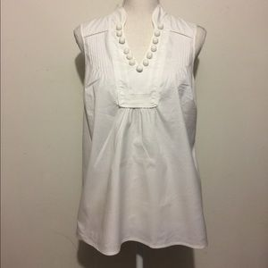 ALFANI Top, White NWOT